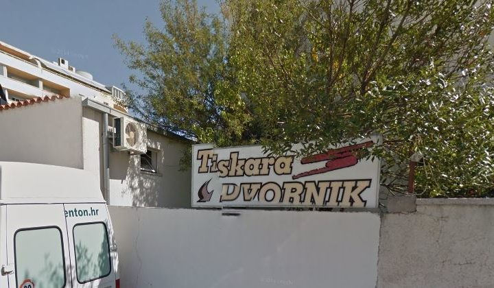 """Suton preuzeo tiskaru """"DVORNIK"""" iz Splita"""