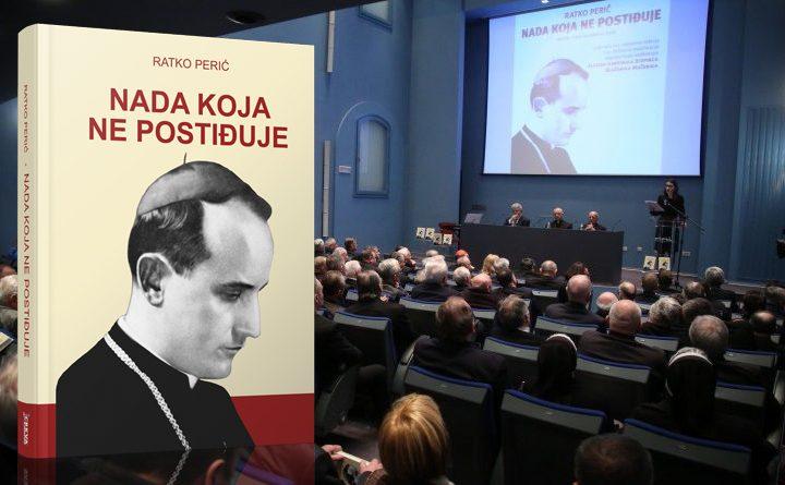 Predstavljena knjiga biskupa Ratka Perića 'Nada koja ne postiđuje'